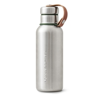 Фляга Water Bottle оливковая, Black + Blum